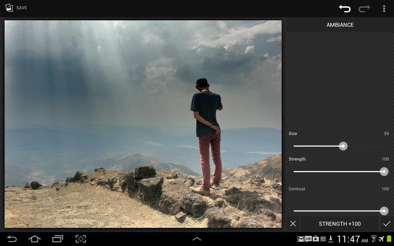 Snap Camera HDR - screenshot