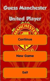 Guess Manchester United Player