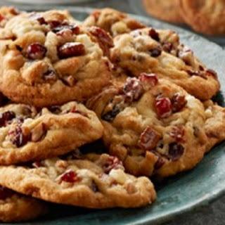 White-Chocolate Pecan Cookies