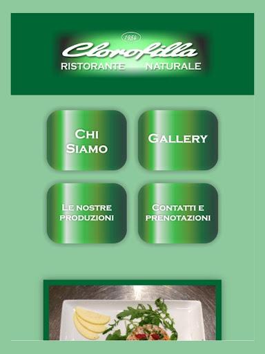 Ristorante naturale Clorofilla