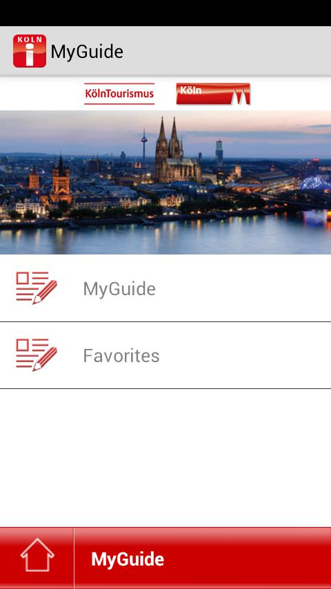 Cologne Guide - screenshot