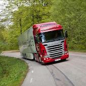 Wallpapers Scania Trucks
