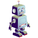 Abrix the robot - FULL icon