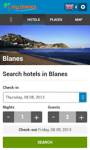 Blanes Hotels