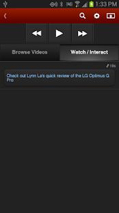 CNET Video+ - screenshot thumbnail