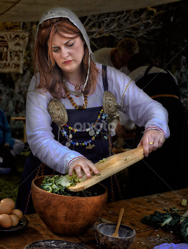 Oldcook : medieval cookery, principles and techniques