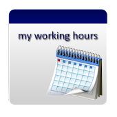 My Working Hours Free