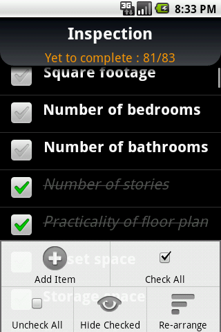 Real Estate Planner - screenshot