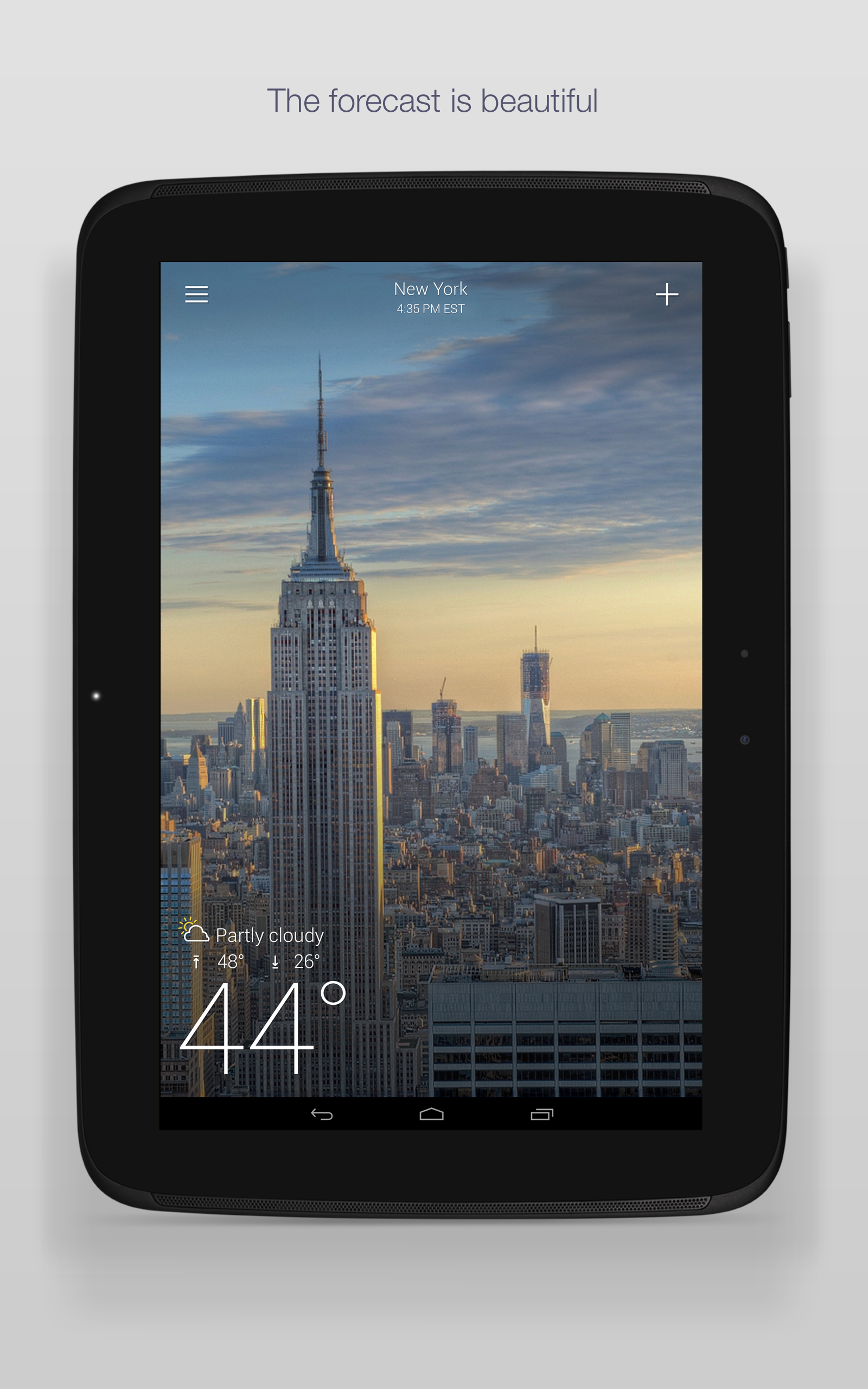 Yahoo Weather screenshot #6