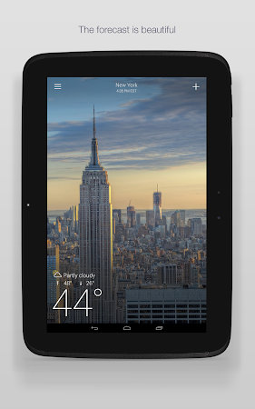 Yahoo Weather 1.3.9 screenshot 2116