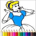 Princess Finger Paint icon