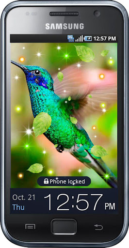 Colibry Springs HD LWP