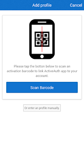 ActiveAuth- screenshot thumbnail