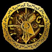 龍神開運☆金時計