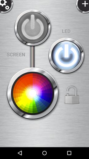 Flashlight HD LED  screenshots 1