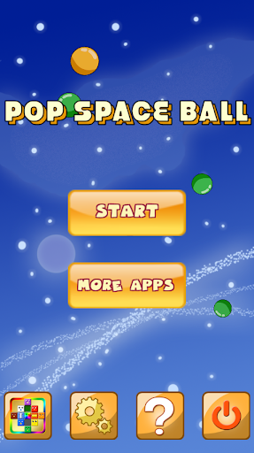 Pop Space Ball