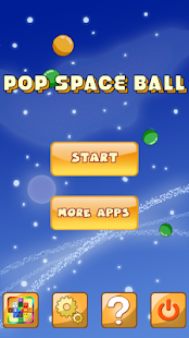 Pop Space Ball