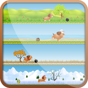 Dog Run for PC and MAC