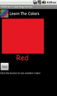 Children's Learning Games- screenshot thumbnail