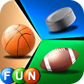 Logo Quiz NBA NHL NFL