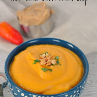 Thai Sweet Potato Soup.