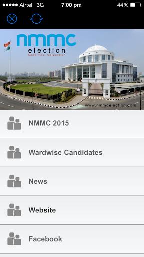 NMMC Election