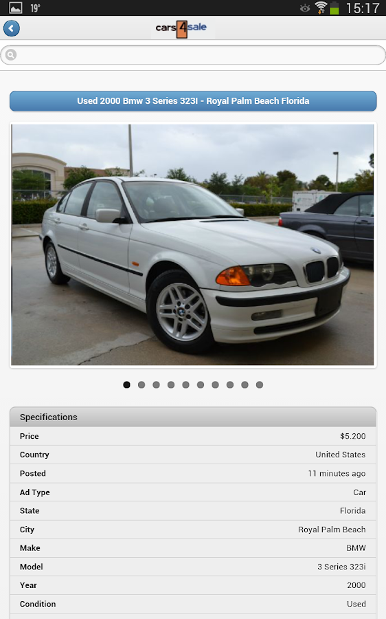 Used Cars For Sale - Android Apps on Google Play