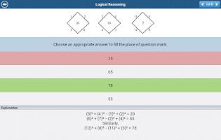 Screenshot of The IQ Test