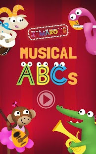 Jamaroos Musical ABCs - screenshot thumbnail