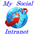 My Social Intranet logo