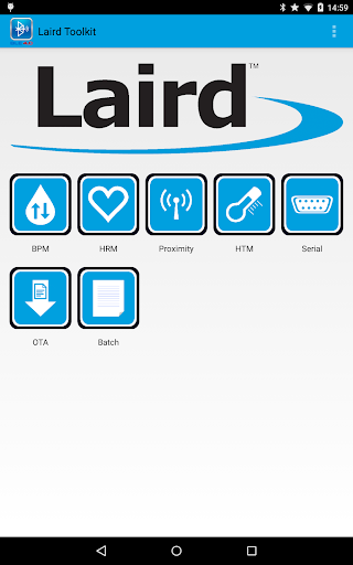 Laird Toolkit