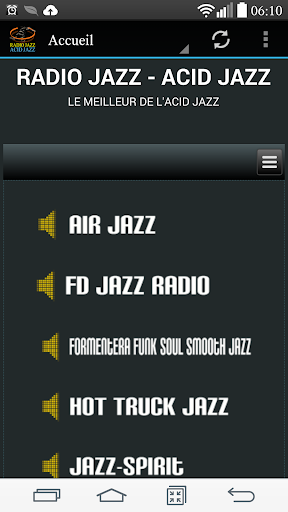 Radio Jazz - Acid Jazz