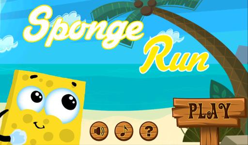 Sponge Starfish Run