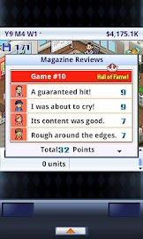 Game Dev Story Lite Screenshot 4