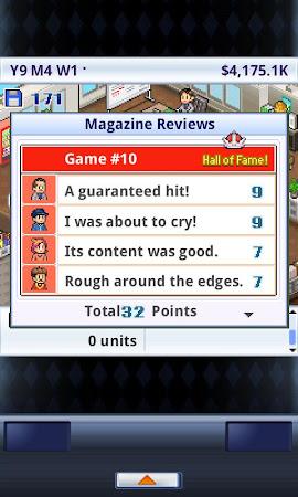 Game Dev Story Lite 1.1.7 screenshot 31527