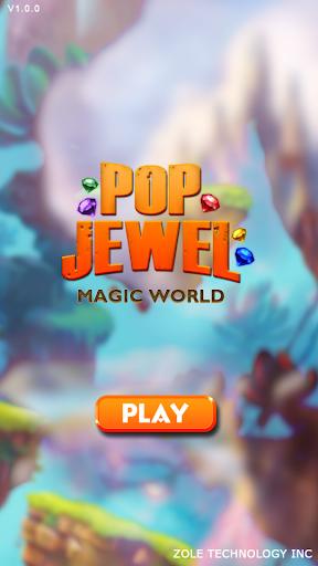 Pop Jewel - Magic World