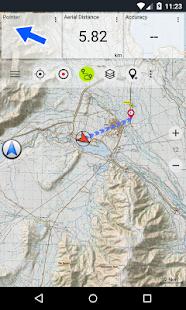New Zealand Topo Maps Free - náhled
