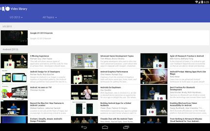 Google I/O 2015 Screenshot 19