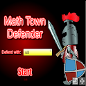 Math Defender logo