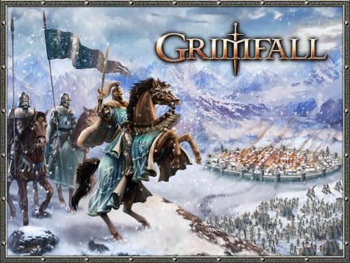 【免費策略App】Grimfall - Strategiespiel-APP點子
