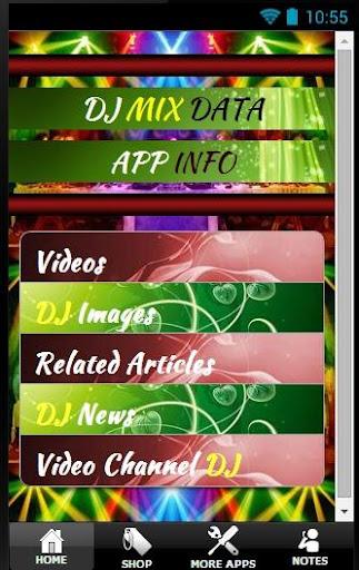 Dj Mix Data