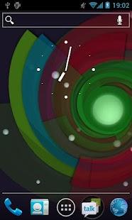 玩個人化App|Circle Rose Live Wallpaper免費|APP試玩