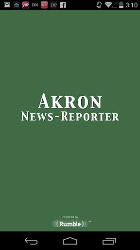 Akron News-Reporter