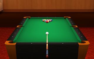 Screenshot of Pool Break 3D Billiard Snooker