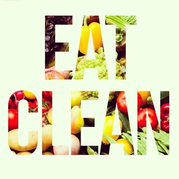 Eating Clean Tips Screenshot
