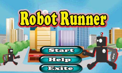 Robot Runner