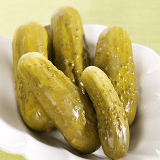 Tatiana's Dill Pickles