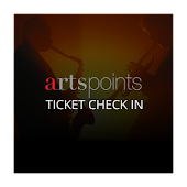 Artspoints Ticket Check In