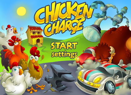 Chicken Charge- screenshot thumbnail