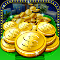 ACE Coin Dozer Sorte Vegas icon